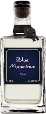 Blue Mauritius Silver rum