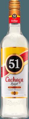 51 Light Cachaca rum