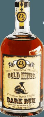 Gold Miner Dark rum