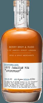 Berry Bros. & Rudd 1977 Jamaican rum