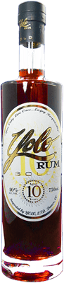 Yolo Gold 10-Year rum