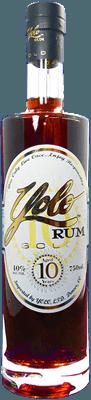 Yolo Gold 10-Year rum