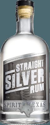 Spirit of Texas Silver rum
