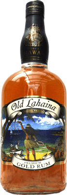 Old Lahaina Gold rum