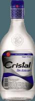 Aguardiente Cristal sin Azúcar rum