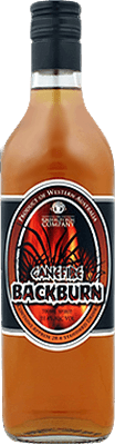 Canefire Backburn Over-Proof rum