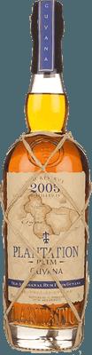 Plantation 2005 Guyana rum