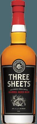 Three Sheets Barrel Aged rum