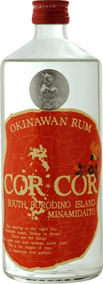 Okinawan Cor Cor Red rum