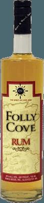 Folly Cove Gold rum