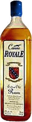 Canne Royale Extra Old rum