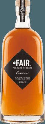 Fair Gold 5-Year rum