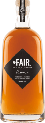 Fair Gold 5-Year rum