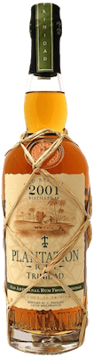 Plantation 2001 Trinidad rum