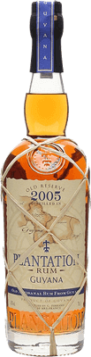 Plantation 2005 Trinidad rum