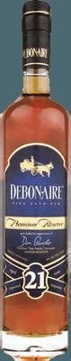 Debonaire 21-Year rum