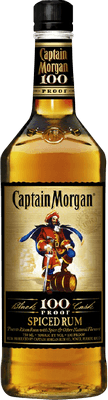 Captain Morgan 100 rum