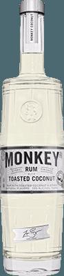 Monkey Toasted Coconut rum