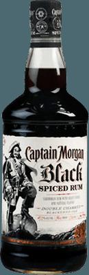 Captain Morgan Black Spiced rum