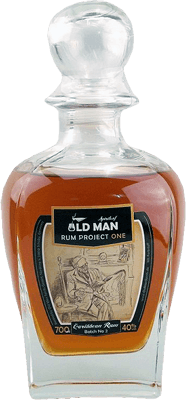 Old Man Spirits Rum Project One rum