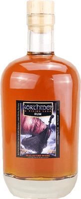Old Man Spirits Rum Project One Northmen Edition 4 rum