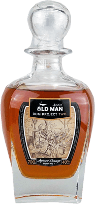 Old Man Spirits Rum Project Two Spiced Orange rum