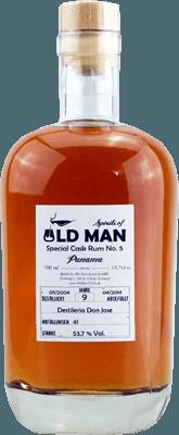 Old Man Spirits Special Cask Rum No. 2 - Belize 9-Year rum