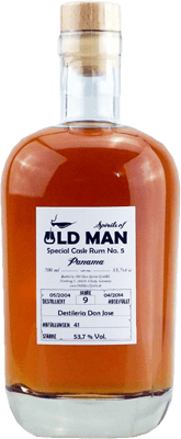 Old Man Spirits Special Cask Rum No. 2 - Belize 9-Year rum