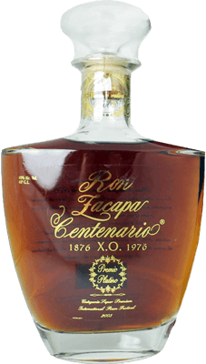 Ron Zacapa Centenario XO Premio Platino rum