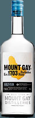 Mount Gay Silver rum