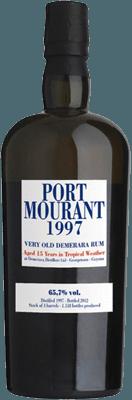 Velier 1997 Port Mourant rum