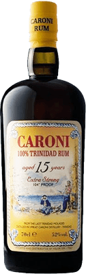 Caroni 15 Year Rum Ratings