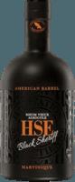 HSE Black Sheriff rum
