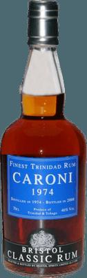 Bristol Classic 1974 Trinidad rum