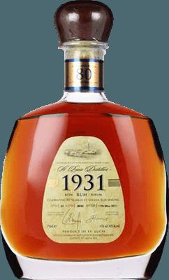 1931 80th Anniversary rum