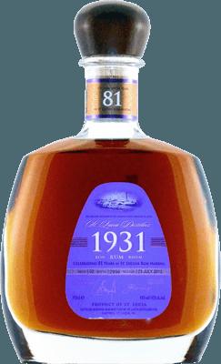 1931 81st Anniversary rum