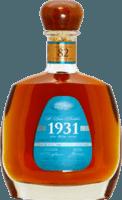 1931 82nd Anniversary rum