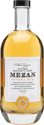Mezan 1998 Guyana rum