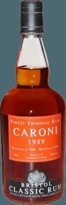 Bristol Classic 1989 Trinidad rum