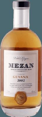 Mezan 2002 Guyana rum