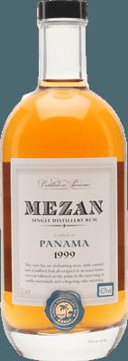 Mezan 1999 Panama rum