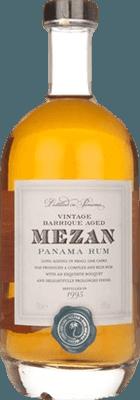 Mezan 1995 Panama rum