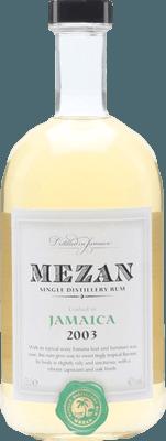 Mezan 2003 Jamaica rum