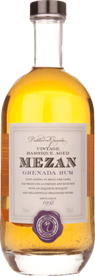 Mezan 1998 Grenada rum