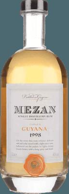 Mezan 1998 Trinidad rum