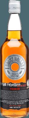 Holey Dollar Silver Coin rum