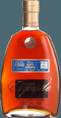 Oliver's Exquisito 1990 Solera rum