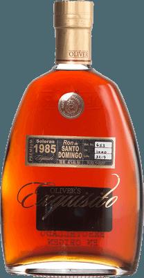 Oliver's Exquisito 1985 Solera rum