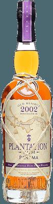 Plantation 2002 Panama rum