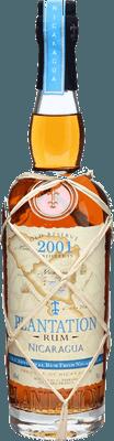 Plantation 2001 Nicaragua rum